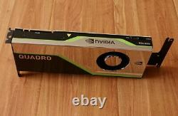 NVIDIA Quadro RTX 8000 48GB GDDR6 PCI-E 3.0 x16 Graphics Card CUDA RT Tensor GPU