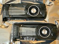 One NVIDIA TITAN Xp 12GB GDDR5X PCI Express Graphics Card (900-1G611-2530-000)