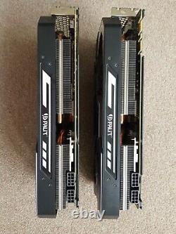 Palit GeForce GTX 1080 Ti Super JetStream 11GB GDDR5X PCI-E Video Card HDMI DVI