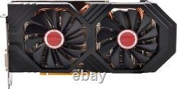 READY TO SHIP XFX AMD Radeon RX 580 GTS BlackEdition 8GB GDDR5 PCI Express3.0