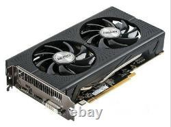 SAPPHIRE AMD Radeon RX460 4GB 1024SP GDDR5 PCI-E Video Card DP DVI HDMI