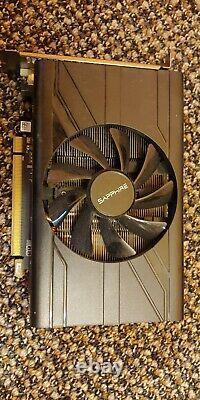 SAPPHIRE Pulse Radeon RX570 ITX 4G GDDR5 PCI Express x16 Graphics adapter
