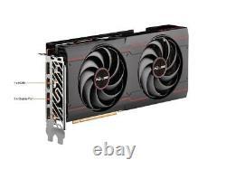 SAPPHIRE Pulse Radeon RX 6600 XT 8GB GDDR6 PCI Express 4.0 ATX Video Card 11309