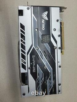 SAPPHIRE Radeon NITRO+ RX 570 8GB GDDR5 PCI-Express Graphics Card GPU