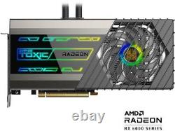 SAPPHIRE Toxic Radeon RX 6900 XT 16GB GDDR6 PCI Express 4.0 ATX Video Card 11308