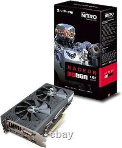 Sapphire Nitro+ AMD Radeon Rx 470 8GB GDDR5 PCI-E DUAL HDMI/DVI-D/DUAL DP OC