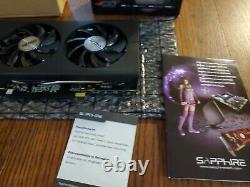 Sapphire Nitro Radeon Rx 460 4G GDDR5 PCI-E Complete with BOX