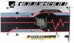 Sapphire Pulse Radeon RX 580 8GB 256-Bit GDDR5 PCI Express 3.0 x16 Graphics Card