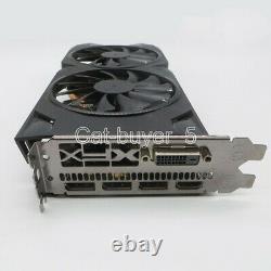 XFX AMD Radeon RX480 2304SP 4GB GDDR5 PCI-E Video Card DP DVI HDMI