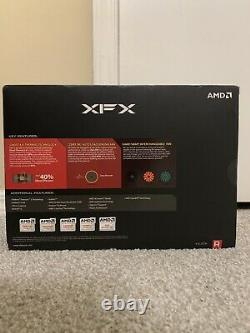 XFX AMD Radeon RX 570 RS Black Edition 8GB GDDR5 PCIe 3.0 GPU Graphics Card