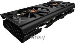 XFX THICC II Pro AMD Radeon RX 5500 XT 8GB GDDR6 PCI Express 4.0 Graphics Card