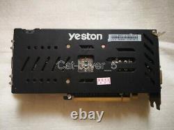 YESTON AMD Radeon RX570 4GB GDDR5 PCI-E Video Card DP DVI HDMI