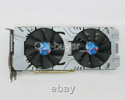 YESTON AMD Radeon RX580 4GB GDDR5 PCI-E Video Card DP DVI HDMI