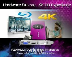 Yeston Radeon RX550 4GB GDDR5 PCI Express 3.0 DirectX12 Single Slot graphic card