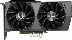 ZOTAC Gaming GeForce RTX 3060 Twin Edge OC 12GB GDDR6 192-bit PCIE 4.0