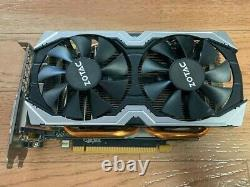 ZOTAC NVIDIA GeForce GTX 1070 Mini 8GB GDDR5 PCI-Express 3.0 Graphics Card GPU